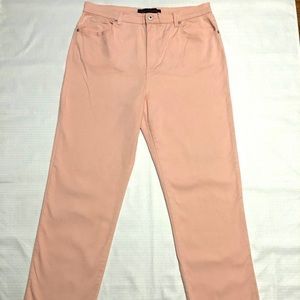 👖Pink Wash Regular/Tall Length Straight Leg Jeans